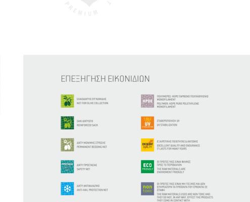 επεξήγηση εικονιδίων στα δίχτυα Olivenet