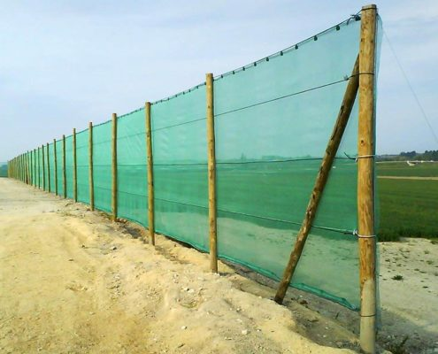 windbreak Fencing