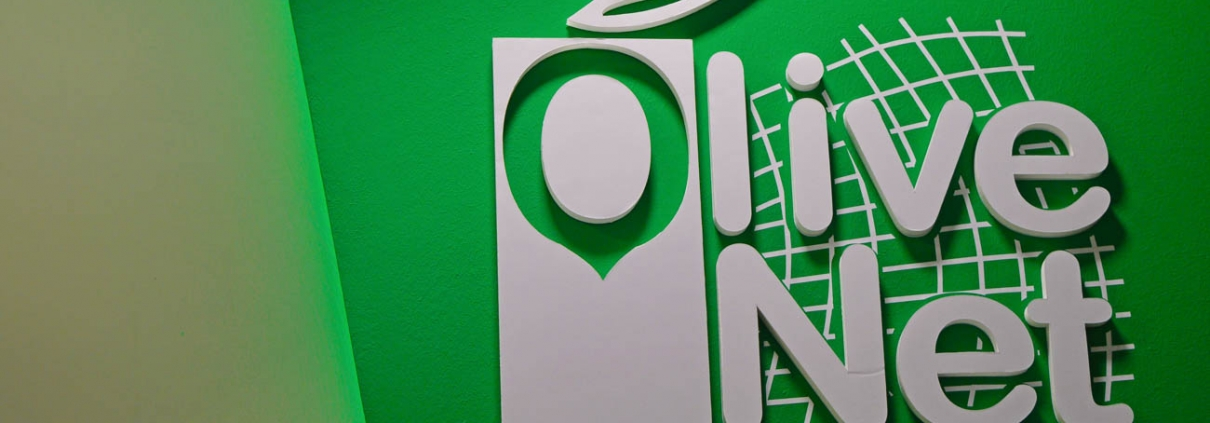 Agrotica 2020, περίπτερο Olivenet